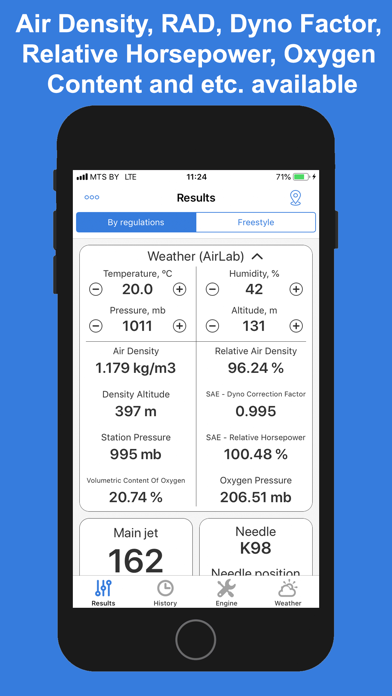 Screenshot for Jetting Rotax Max Kart in Poland App Store