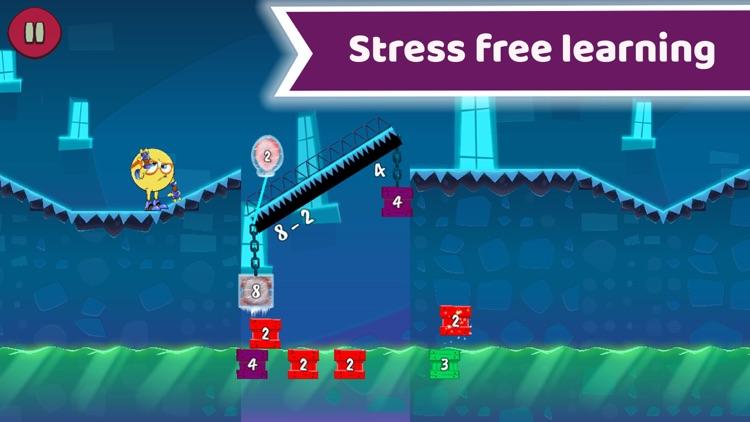 Math Balance Fun Kids Games screenshot-3