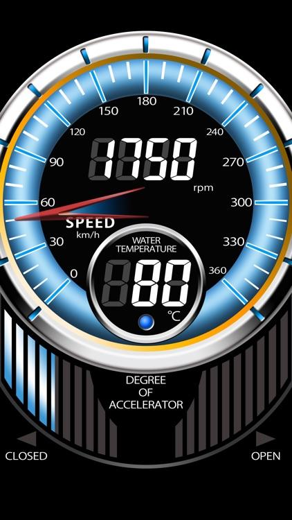 DriveMate Meter -SPEED METER- screenshot-3