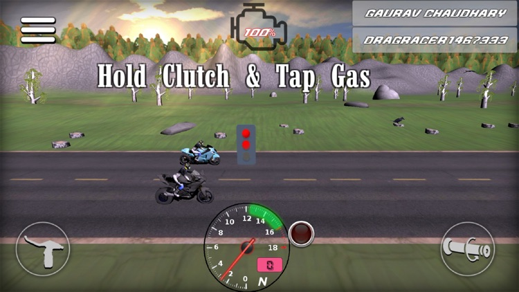 Drag Bikes - Motorbike edition screenshot-5