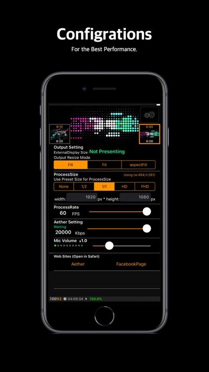 100VJ screenshot-7
