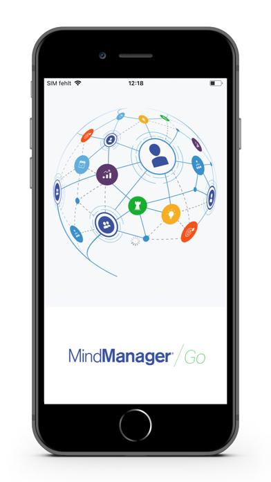 MindManager GoScreenshot von 1