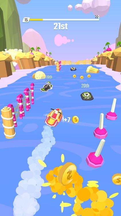 Flippy Race screenshot-4