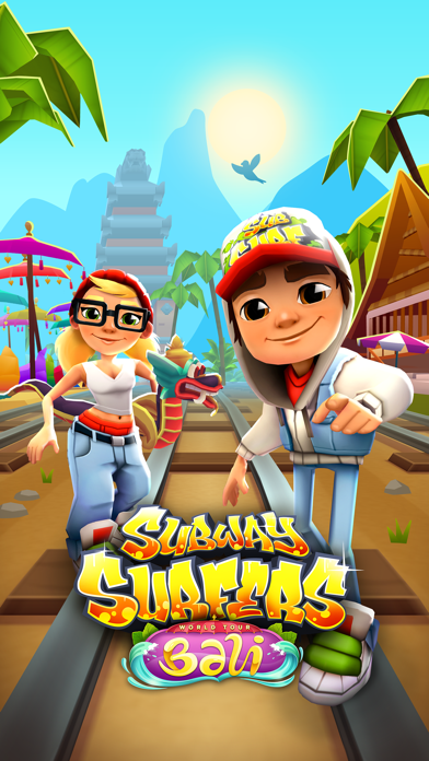 Screenshot for Subway Surfers in Saudi Arabia App Store
