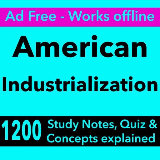 American Industrialization App