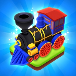 Merge Train : Idle Tycoon
