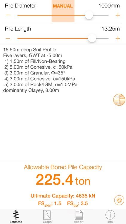 Piles Capacity screenshot-0
