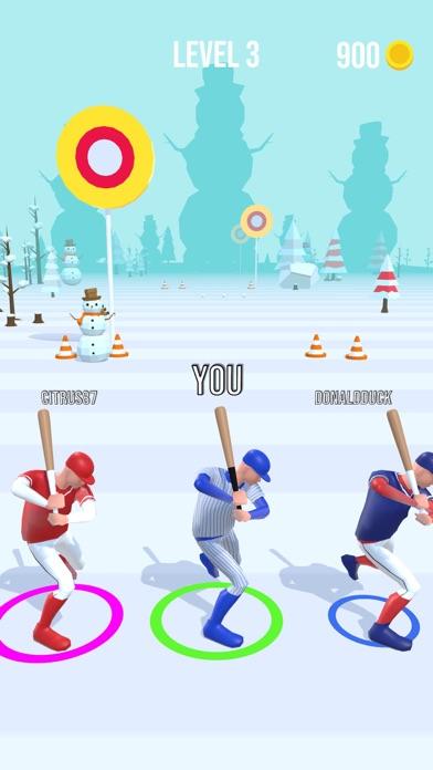 Baseball Race screenshot 3