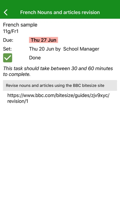 GO 4 Schools screenshot-4
