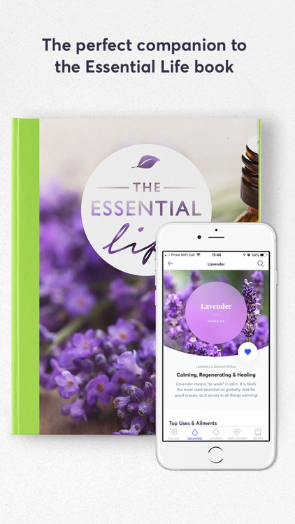 The Essential Life - Oil Guide screenshot-0