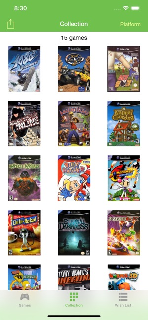 Collector-Your game collection on the App Store