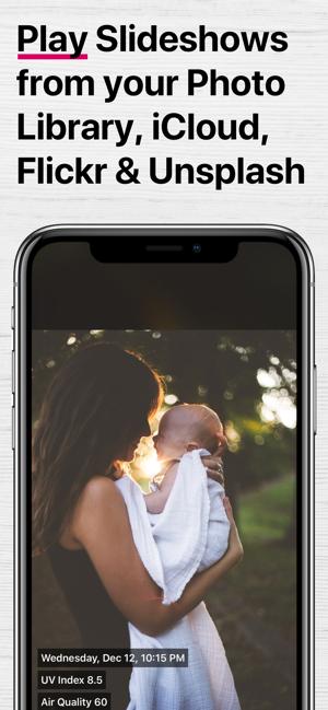 Digital Photo Frame Slideshow Screenshot
