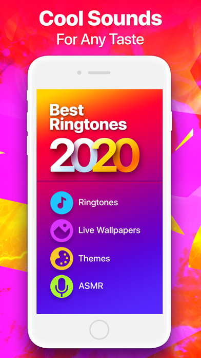 Ringtones for iPhone! Screenshot