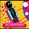 Mohamed Al Ali - Jet Skate Boy  artwork