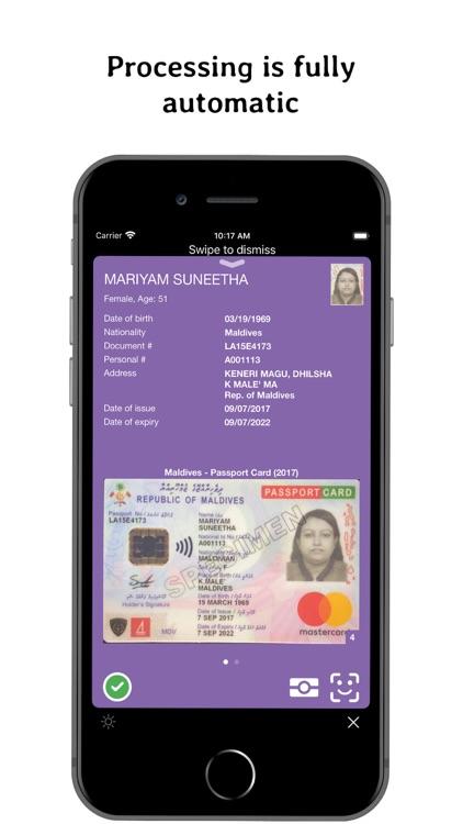 Regula Document Reader screenshot-5