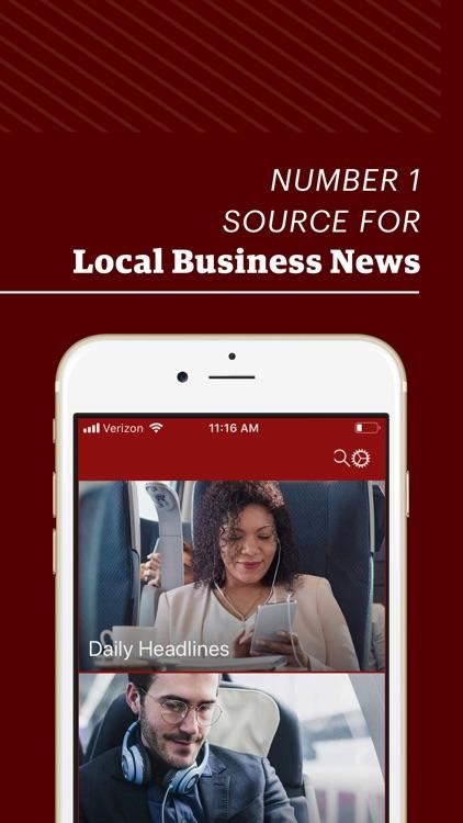 Tampa Bay Business Journal screenshot-4