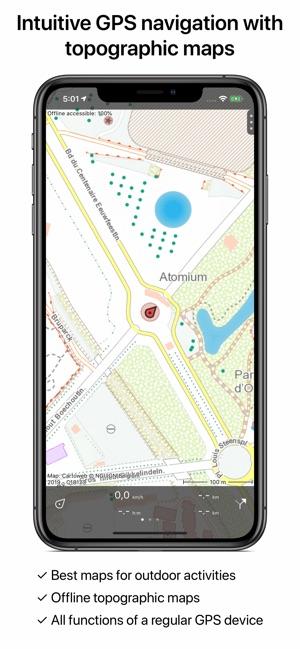 geolocalisation portable chez free