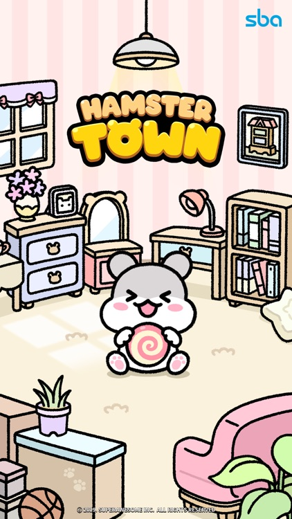 Hamster Town screenshot-6