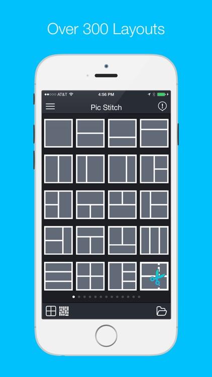 Pic Stitch - Collage Editor screenshot-3