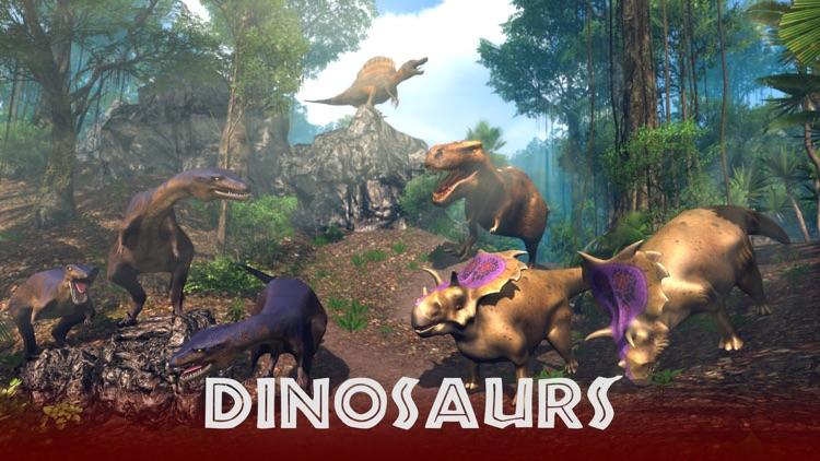 Jurassic VR Dino Park World screenshot-4