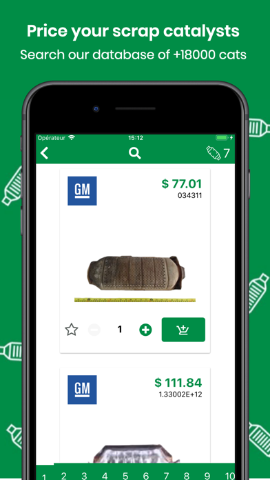 Eco Cat App Screenshot