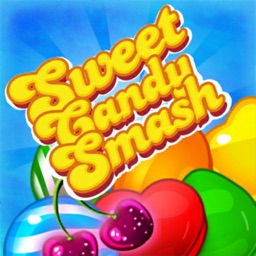 Sweet Candy Smash: Match 3