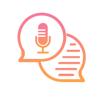 Faizan Ullah - Speak to Type - Notes app artwork