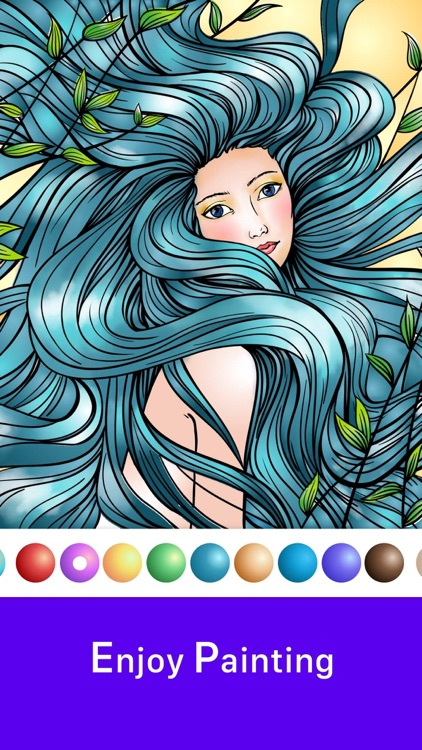 inColor - Coloring & Drawing screenshot-1