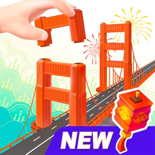 Pocket World 3D -unique puzzle