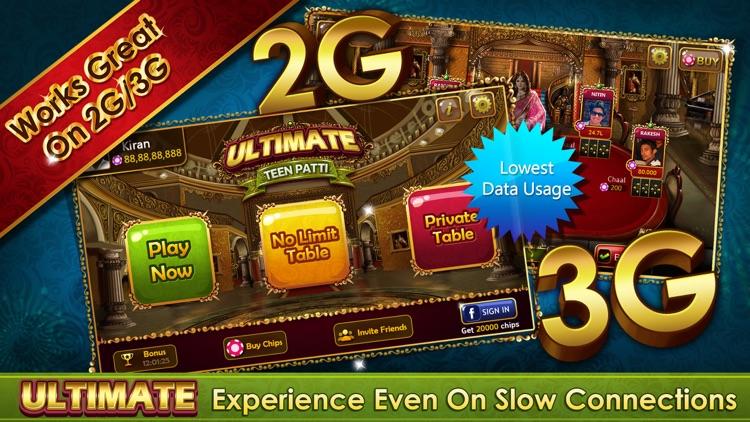 UTP - Ultimate Teen Patti screenshot-4