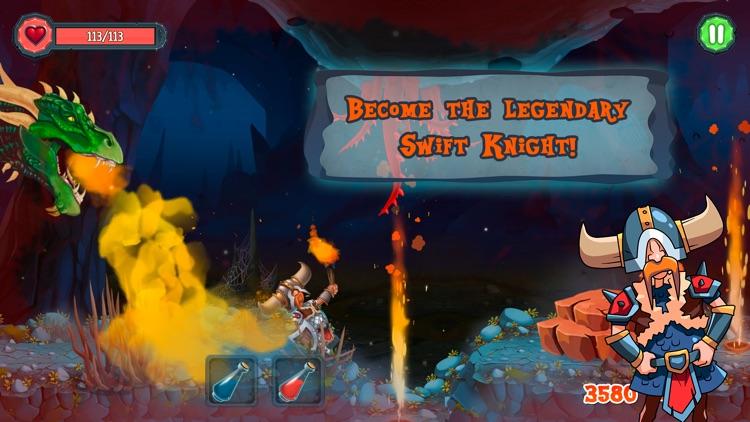 Swift Knight! screenshot-0