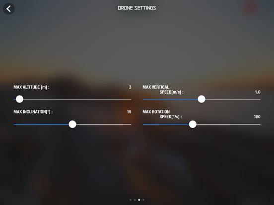 Drone Controller for Bebop screenshot 16