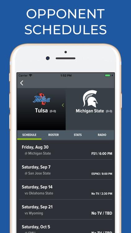 Michigan State Football screenshot-5