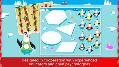 Toddler Games: puzzles, shapes screenshot four