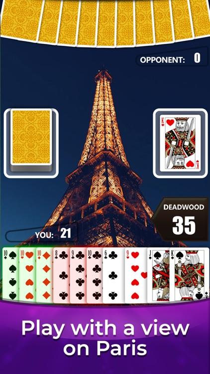 Gin Rummy * The Best Card Game screenshot-6
