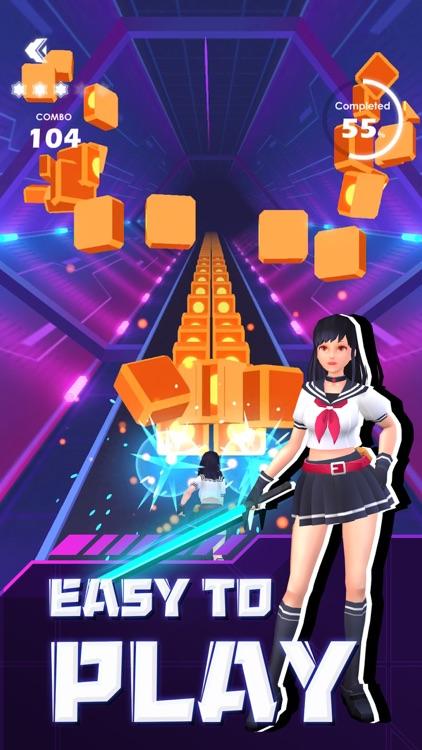 Beat Sword - Rhythm Game screenshot-0