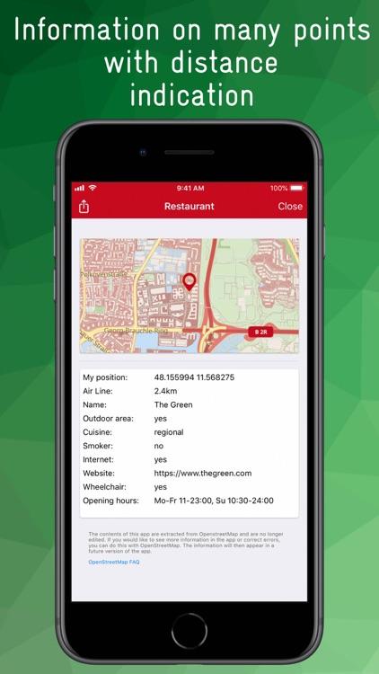 Munich Offline Map screenshot-6