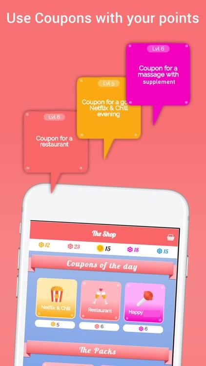 Honi - Game for couples screenshot-3