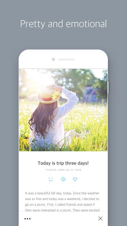 Card Diary - Memories Journal screenshot-4