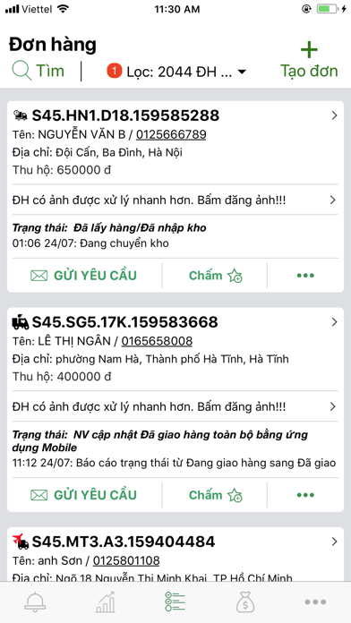 GHTK Pro - Dành cho shop B2C screenshot two