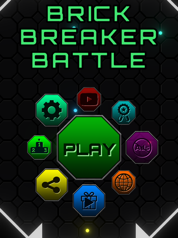 Brick Breaker Battle screenshot #1