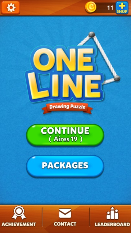 One Line : Single Stroke Draw screenshot-3