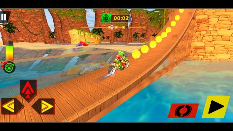 Motocross Mad Bike Stunt Rider screenshot-3