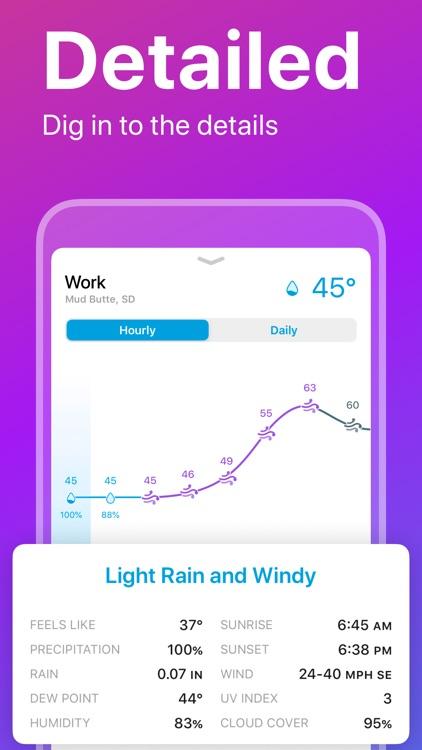 Weather Line screenshot-6