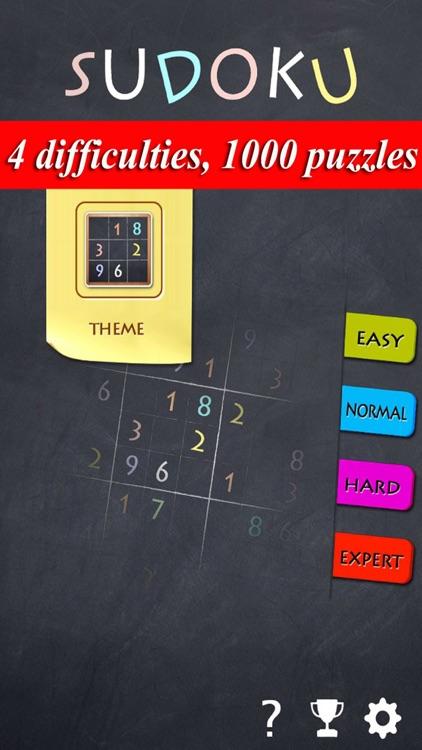 Sudoku - Titan screenshot-4