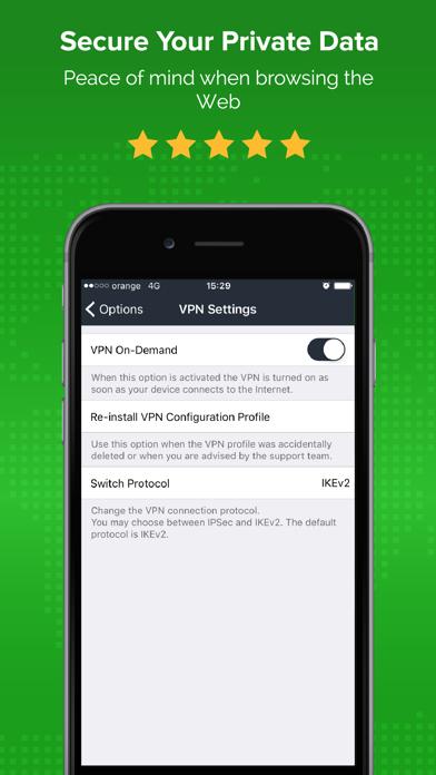 download VPN for Wifi Security by ibVPN indir ücretsiz - windows 8 , 7 veya 10 and Mac Download now