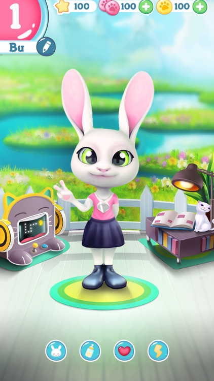 Bu the adorable baby Bunny screenshot-4