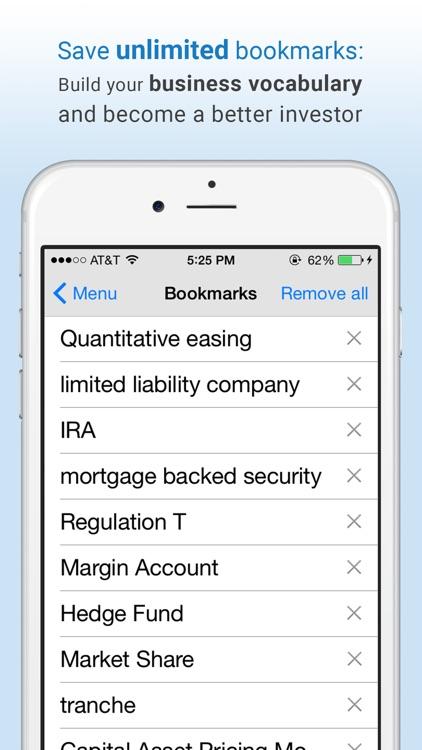 Financial Dictionary by Farlex screenshot-3