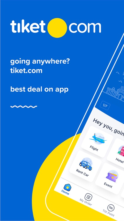 tiket com - Book Ticket Online by Tiket com