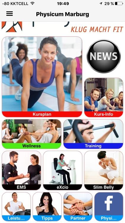 Physicum Marburg by Physicum Fitnesscenter GmbH & Co KG